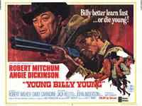 Young Billy Young - 11 x 14 Movie Poster - Style A
