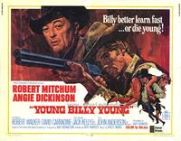 Young Billy Young - 22 x 28 Movie Poster - Half Sheet Style A