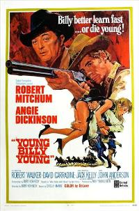 Young Billy Young - 11 x 17 Movie Poster - Style B