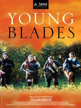 Young Blades - 11 x 17 Movie Poster - UK Style A