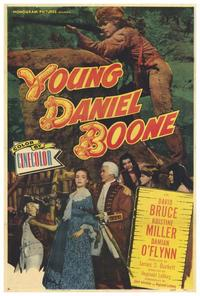 Young Daniel Boone - 27 x 40 Movie Poster - Style A