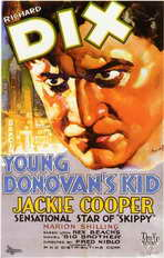 Young Donovan's Kid - 11 x 17 Movie Poster - Style A
