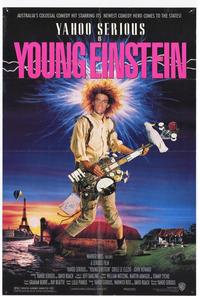 Young Einstein - 11 x 17 Movie Poster - Style A