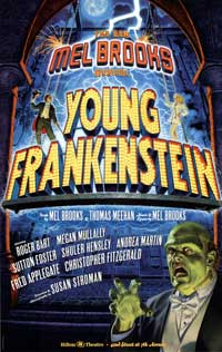 Young Frankenstein (Broadway) - 27 x 40 Poster - Style A