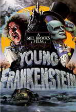 Young Frankenstein - 27 x 40 Movie Poster