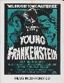 Young Frankenstein - 27 x 40 Movie Poster - Style C