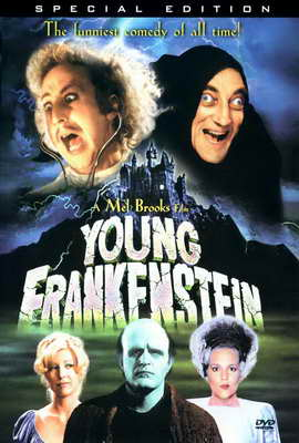 Young Frankenstein - 27 x 40 Movie Poster - Style E