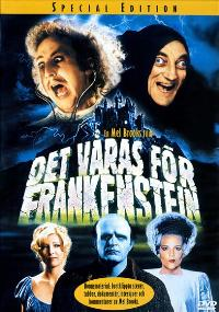 Young Frankenstein - 27 x 40 Movie Poster - Swedish Style A