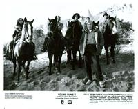 Young Guns 2 - 8 x 10 B&W Photo #3
