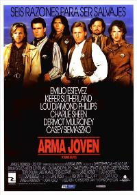 Young Guns - 27 x 40 Movie Poster - Spanish Style A