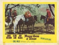 Young Guns of Texas - 11 x 14 Movie Poster - Style B