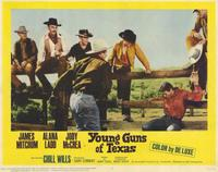 Young Guns of Texas - 11 x 14 Movie Poster - Style D