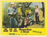 Young Guns of Texas - 11 x 14 Movie Poster - Style C
