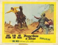 Young Guns of Texas - 11 x 14 Movie Poster - Style G