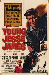 Young Jesse James - 11 x 17 Movie Poster - Style A