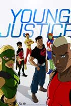 Young Justice - 27 x 40 Movie Poster - Style A