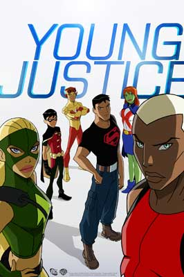 Young Justice - 11 x 17 Movie Poster - Style A