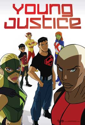 Young Justice - 11 x 17 Movie Poster - Style B