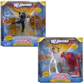 Young Justice - DC Universe 2012 Wave 1 Figure Set
