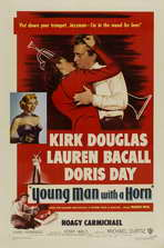 Young Man with a Horn - 27 x 40 Movie Poster - Style A