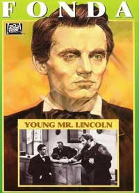 Young Mr. Lincoln - 11 x 17 Movie Poster - Style B