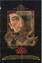 Young Sherlock Holmes - 27 x 40 Movie Poster - Style B