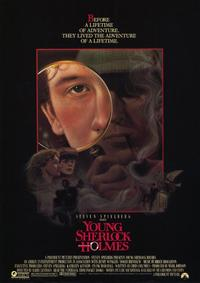 Young Sherlock Holmes - 11 x 17 Movie Poster - Style B