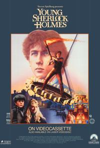 Young Sherlock Holmes - 27 x 40 Movie Poster - Style A
