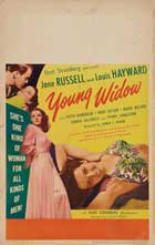 Young Widow - 11 x 17 Movie Poster - Style C