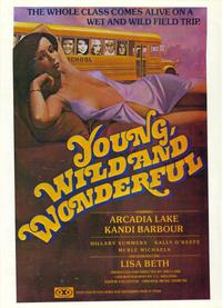 Young, Wild and Wonderful - 11 x 17 Movie Poster - Style B