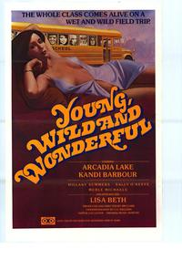 Young, Wild and Wonderful - 27 x 40 Movie Poster - Style A