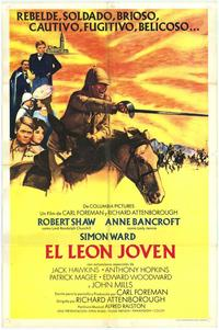Young Winston - 11 x 17 Movie Poster - Spanish Style A