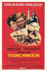 Young Winston - 11 x 17 Movie Poster - Style B