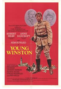 Young Winston - 27 x 40 Movie Poster - Style A