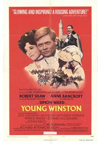Young Winston - 27 x 40 Movie Poster - Style B