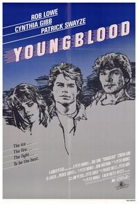 Youngblood - 27 x 40 Movie Poster - Style A