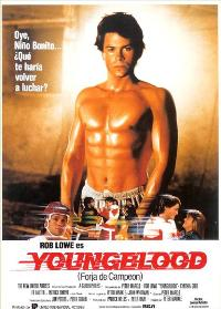 Youngblood - 11 x 17 Movie Poster - Spanish Style A