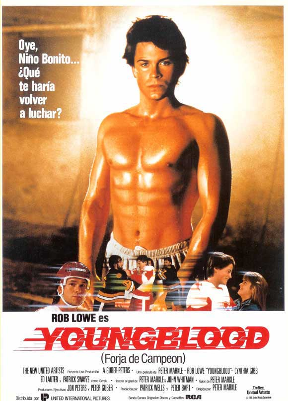 MARABOUT DES FILMS DE CINEMA  - Page 39 Youngblood-movie-poster-1986-1020468902