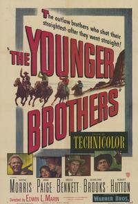 Younger Brothers - 27 x 40 Movie Poster - Style A