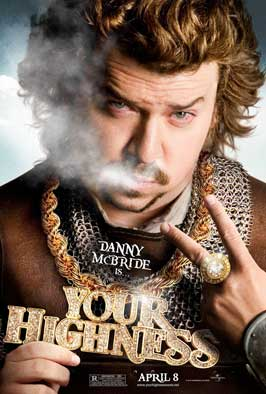 Your Highness - 27 x 40 Movie Poster - Style C