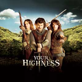 Your Highness - 30 x 30 Movie Poster - Style A