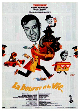Your Money or Your Life - 11 x 17 Movie Poster - French Style A