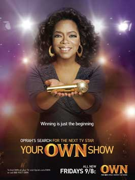 Your OWN Show (TV) - 11 x 17 TV Poster - Style C