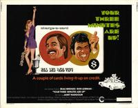 Your Three Minutes Are Up - 11 x 14 Movie Poster - Style A