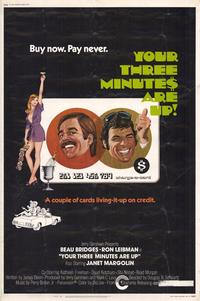 Your Three Minutes Are Up - 27 x 40 Movie Poster - Style A