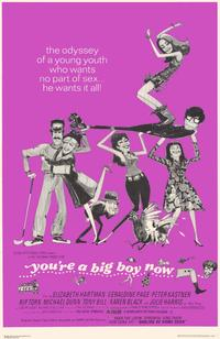 You're a Big Boy Now - 11 x 17 Movie Poster - Style A