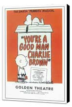 You're a Good Man Charlie Brown - 11 x 17 Poster - Style A - Museum Wrapped Canvas