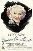 You're a Sweetheart - 11 x 17 Movie Poster - Style B