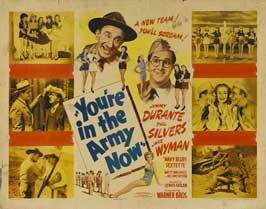 You're in the Army Now - 22 x 28 Movie Poster - Half Sheet Style A