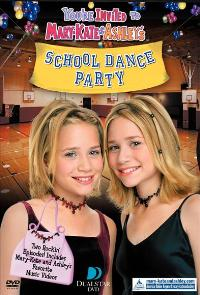 You're Invited to Mary-Kate & Ashley's School Dance - 11 x 17 Movie Poster - Style A